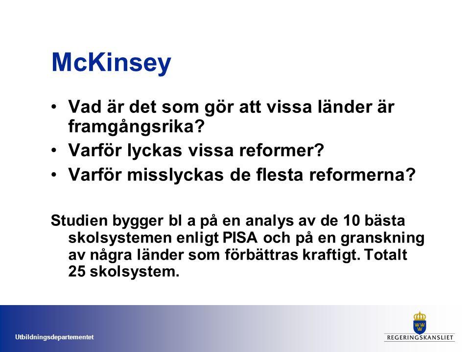 McKinsey Vad är det som gör att vissa länder är framgångsrika