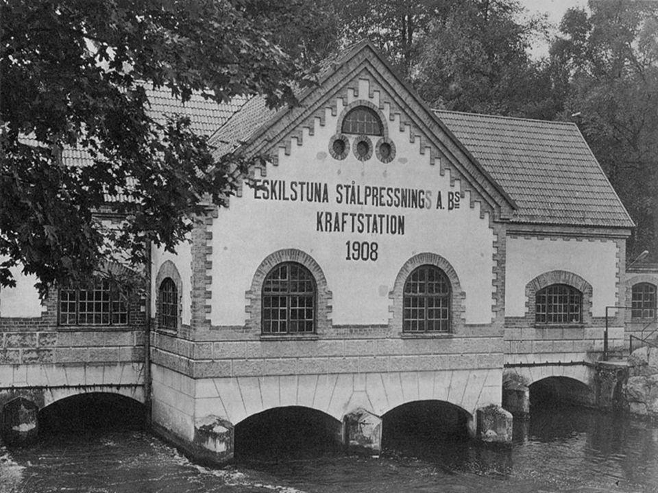 Seminarium 06-03-22. Vad är småskalig vattenkraft.