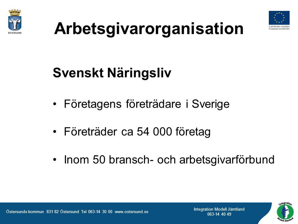Arbetsgivarorganisation