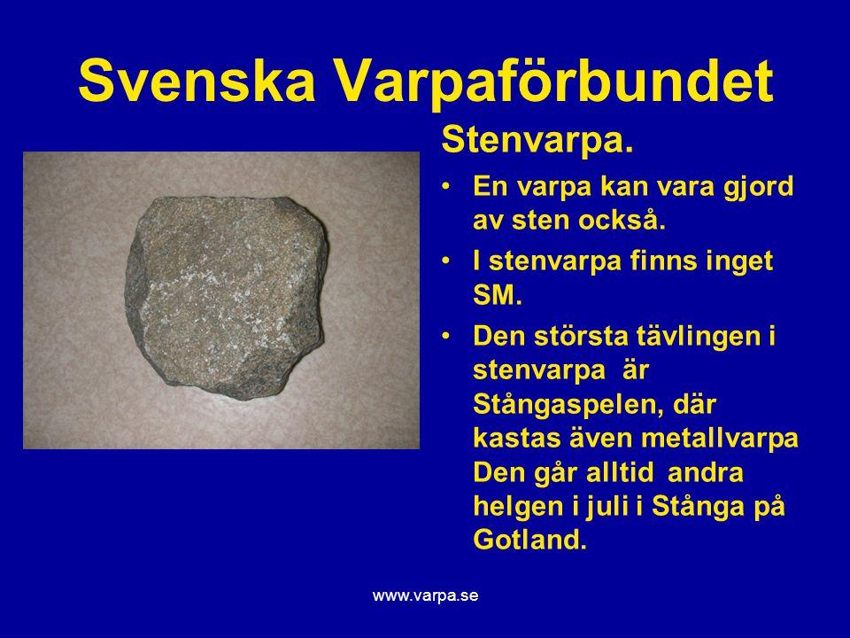 Svenska Varpaförbundet
