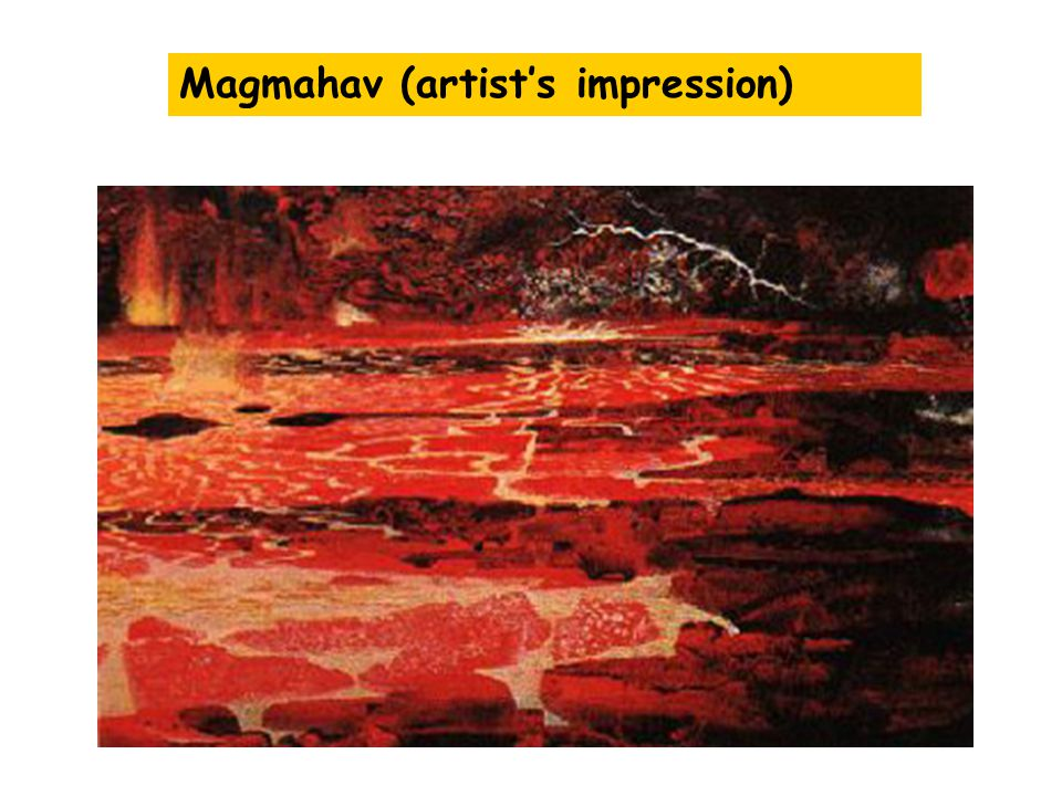 Magmahav (artist's impression)