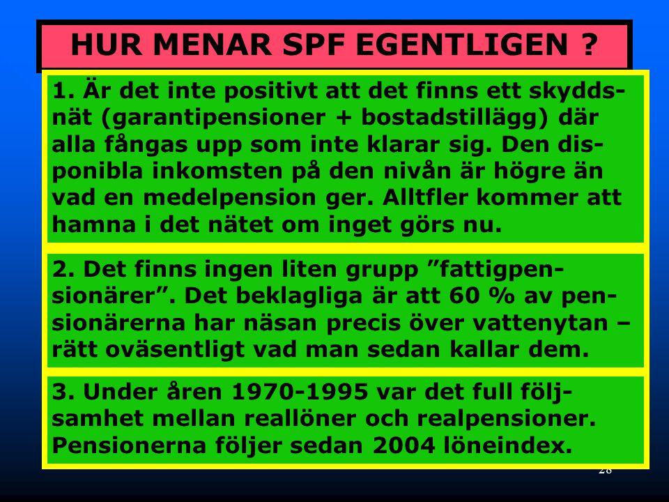 Krav på SPF:s namninsamling