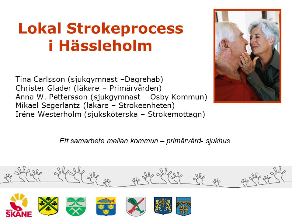 Lokal Strokeprocess i Hässleholm
