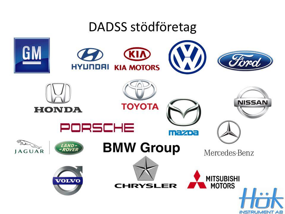 DADSS stödföretag 10 10