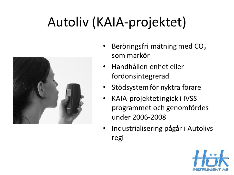 Autoliv (KAIA-projektet)