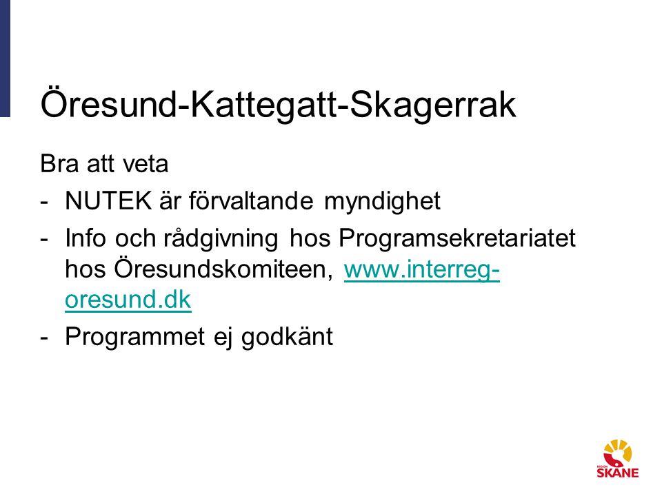 Öresund-Kattegatt-Skagerrak