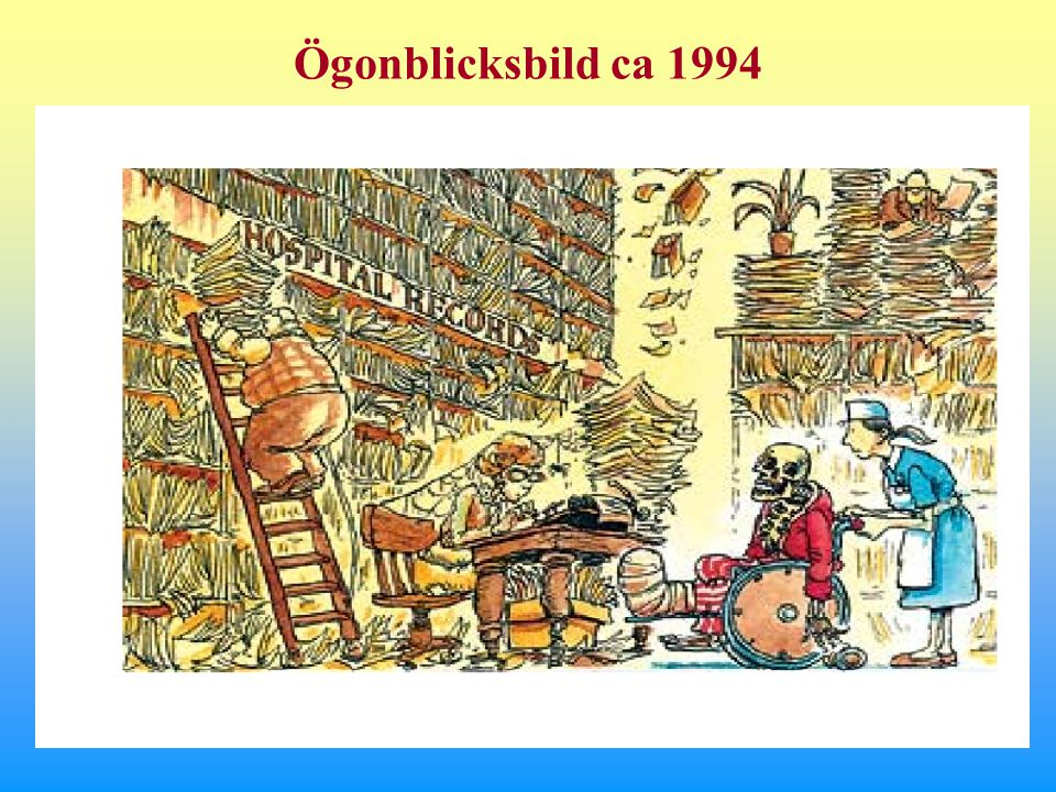 Ögonblicksbild ca 1994
