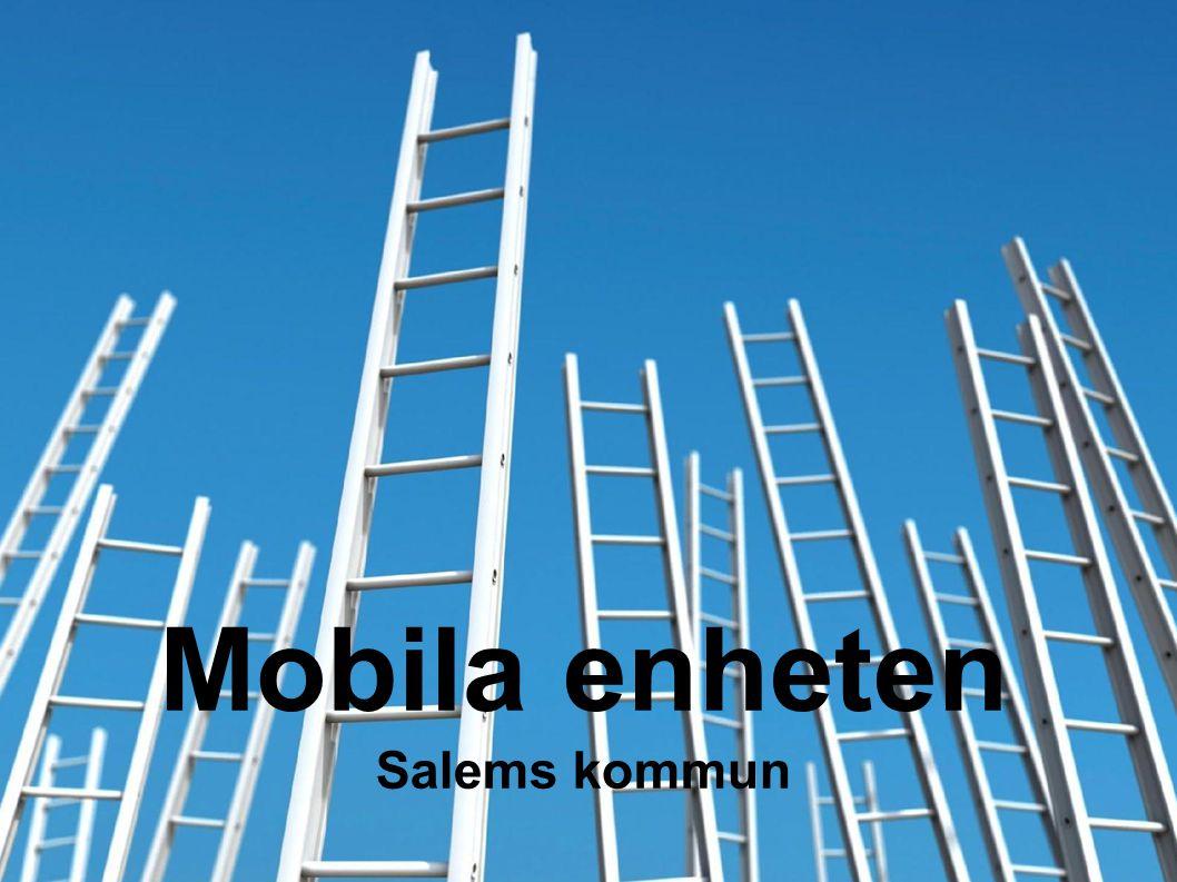 Mobila enheten Salems kommun *