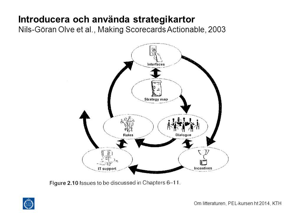 Introducera och använda strategikartor