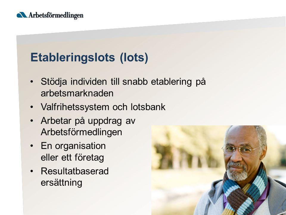 Etableringslots (lots)
