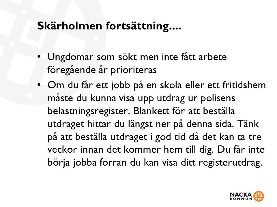 Skärholmen fortsättning....