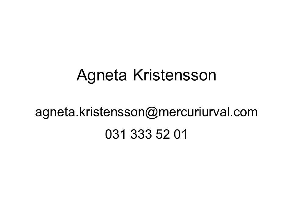 Agneta Kristensson agneta.kristensson@mercuriurval.com