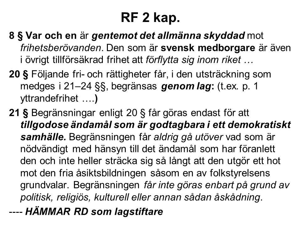 RF 2 kap.