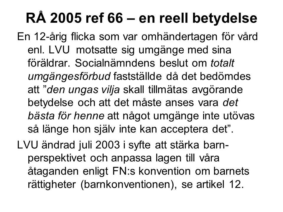 RÅ 2005 ref 66 – en reell betydelse