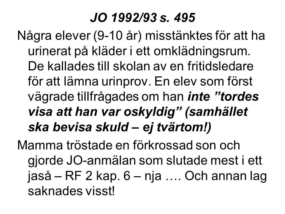 JO 1992/93 s. 495