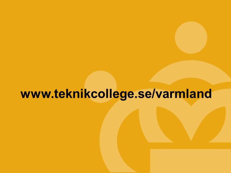 www.teknikcollege.se/varmland