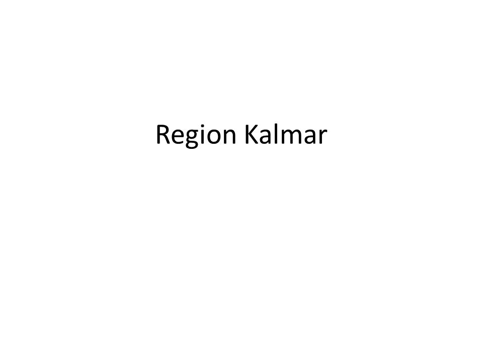 Region Kalmar