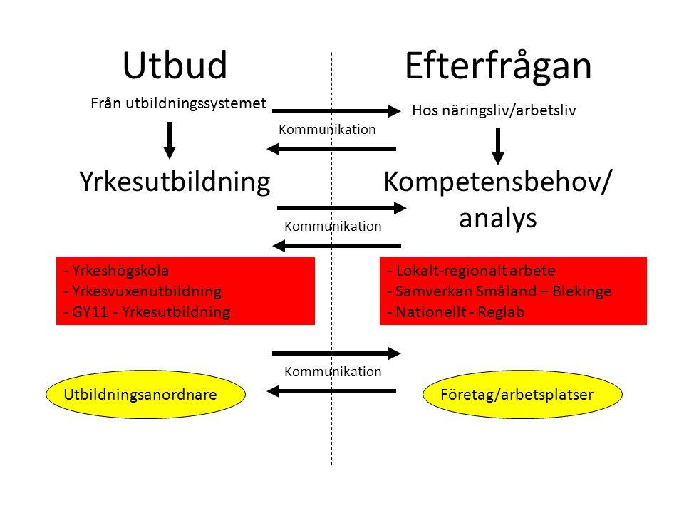 Kompetensbehov/ analys
