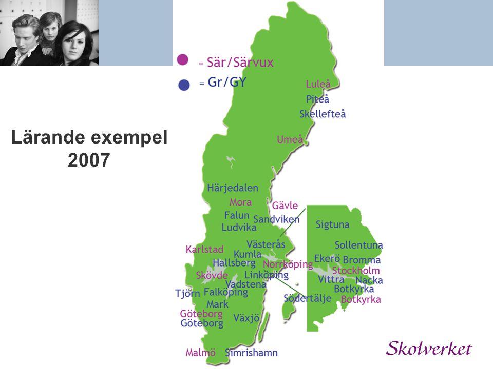 Lärande exempel 2007