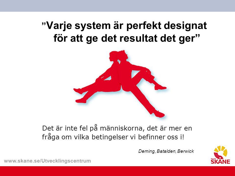 Varje system är perfekt designat för att ge det resultat det ger