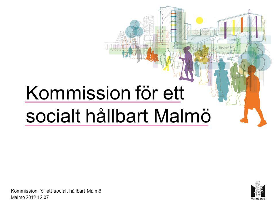 socialt hållbart Malmö