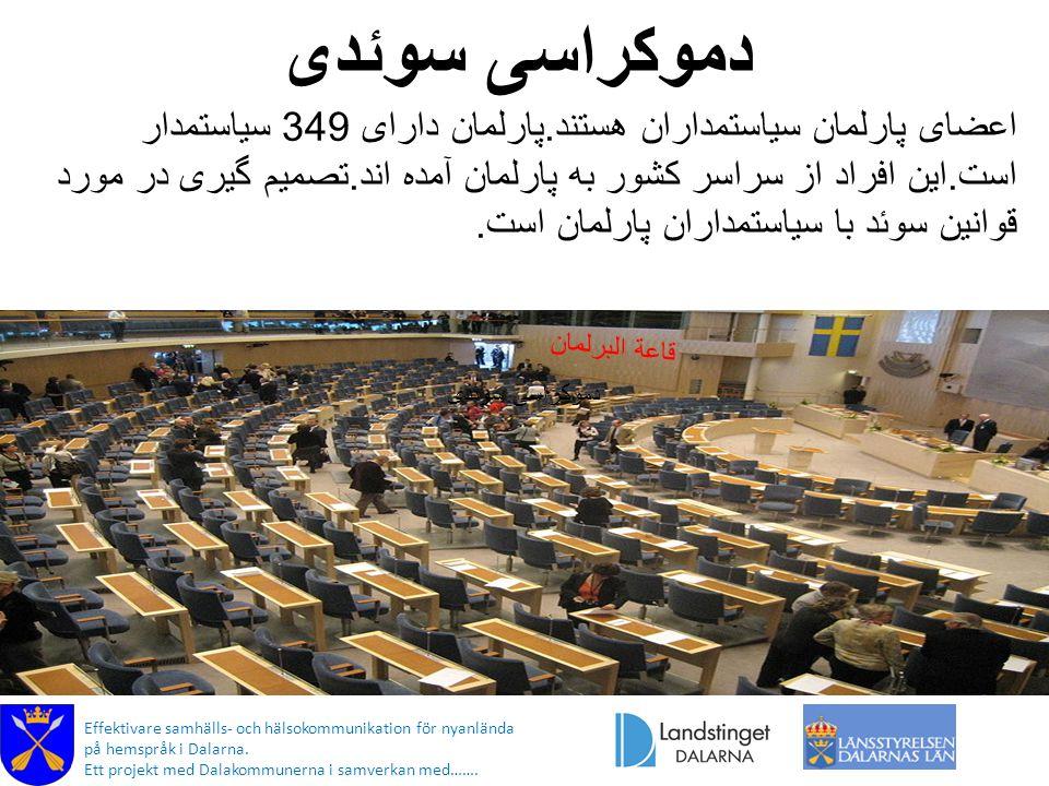 دموکراسی سوئدی