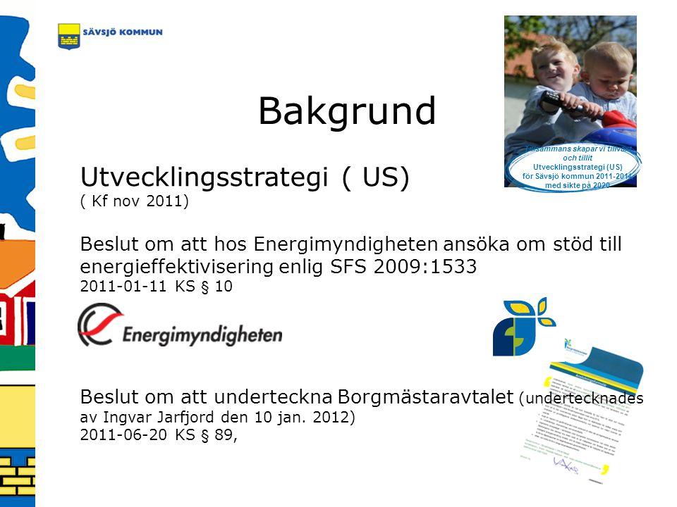 Bakgrund Utvecklingsstrategi ( US)