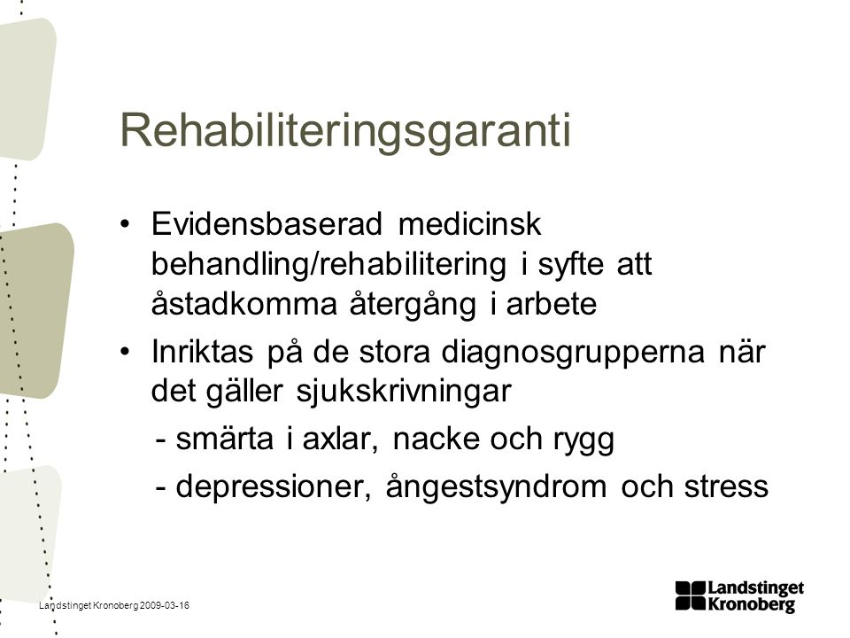 Rehabiliteringsgaranti