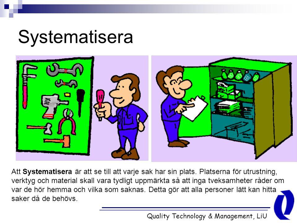 Systematisera