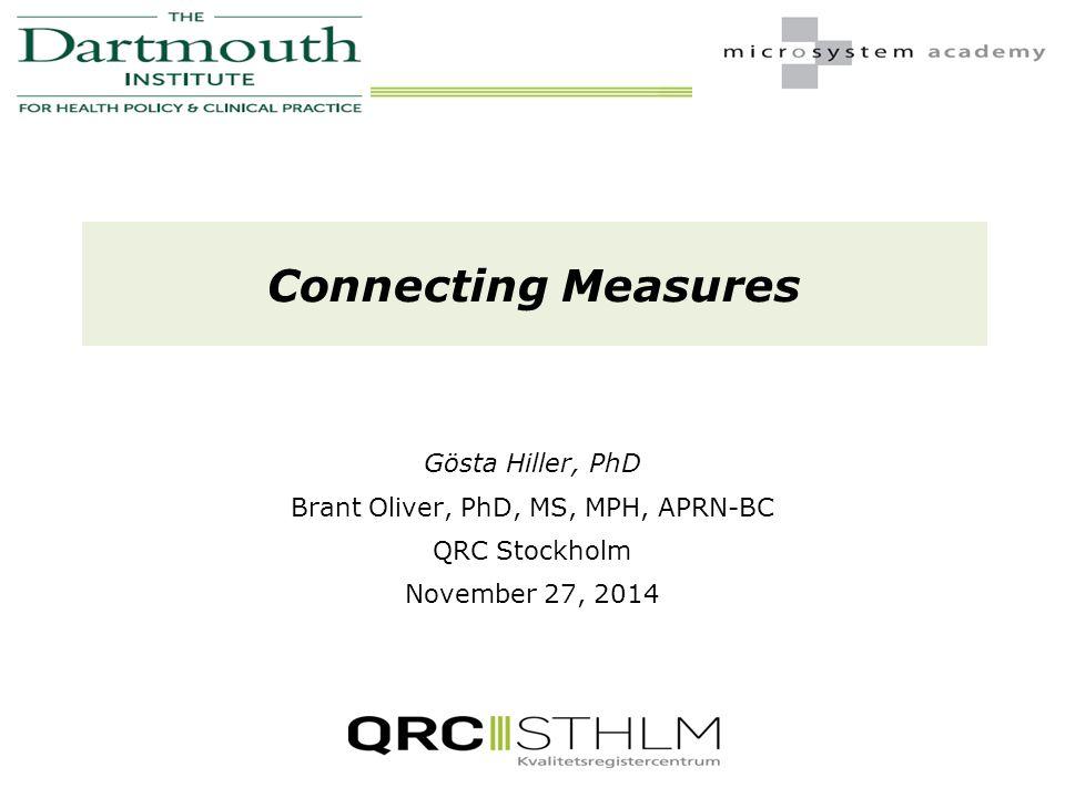 Brant Oliver, PhD, MS, MPH, APRN-BC