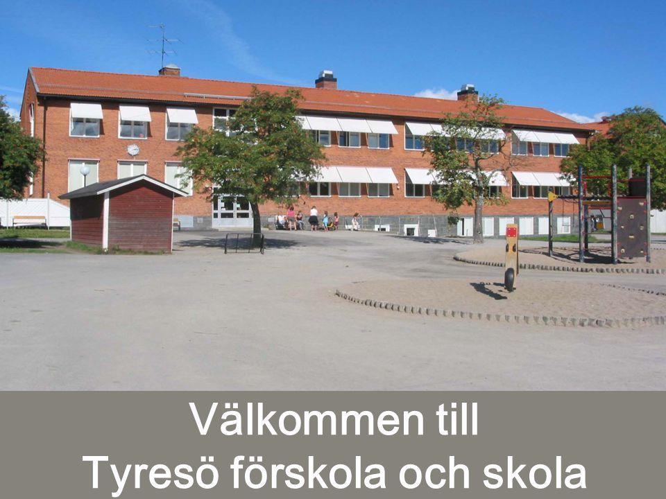 Tyresö förskola och skola