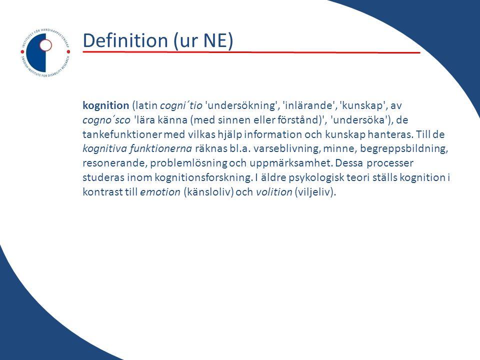 Definition (ur NE)