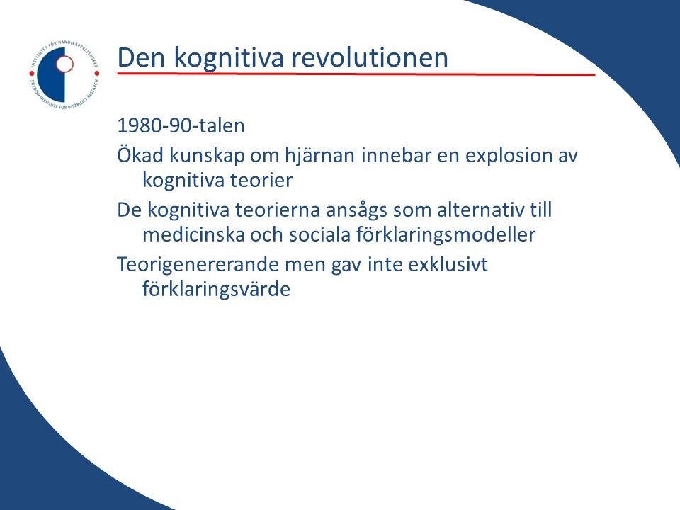 Den kognitiva revolutionen