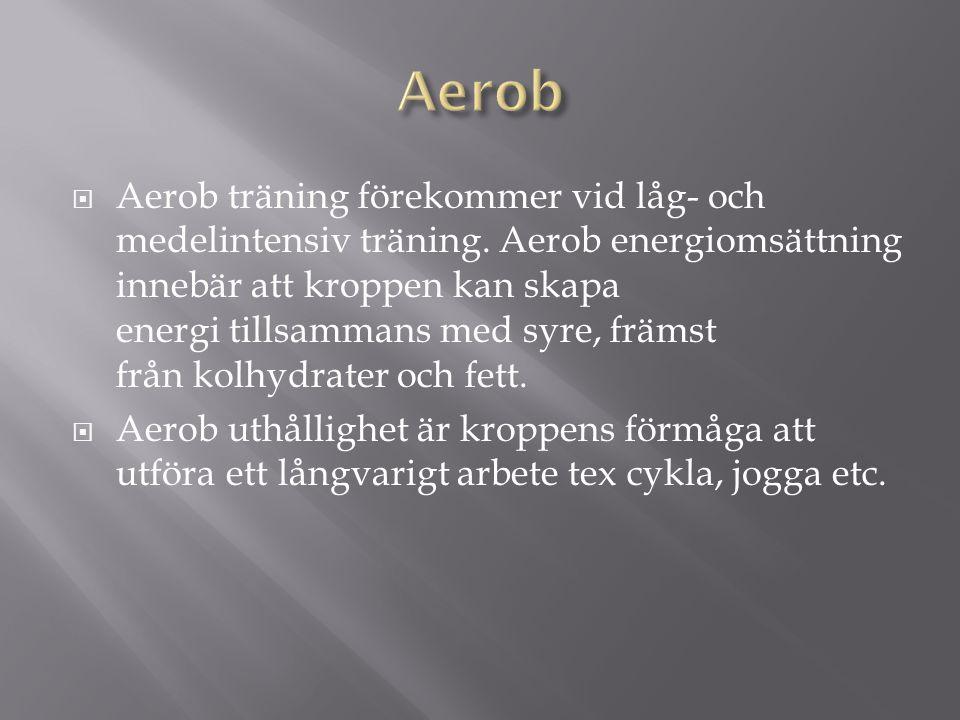 Aerob