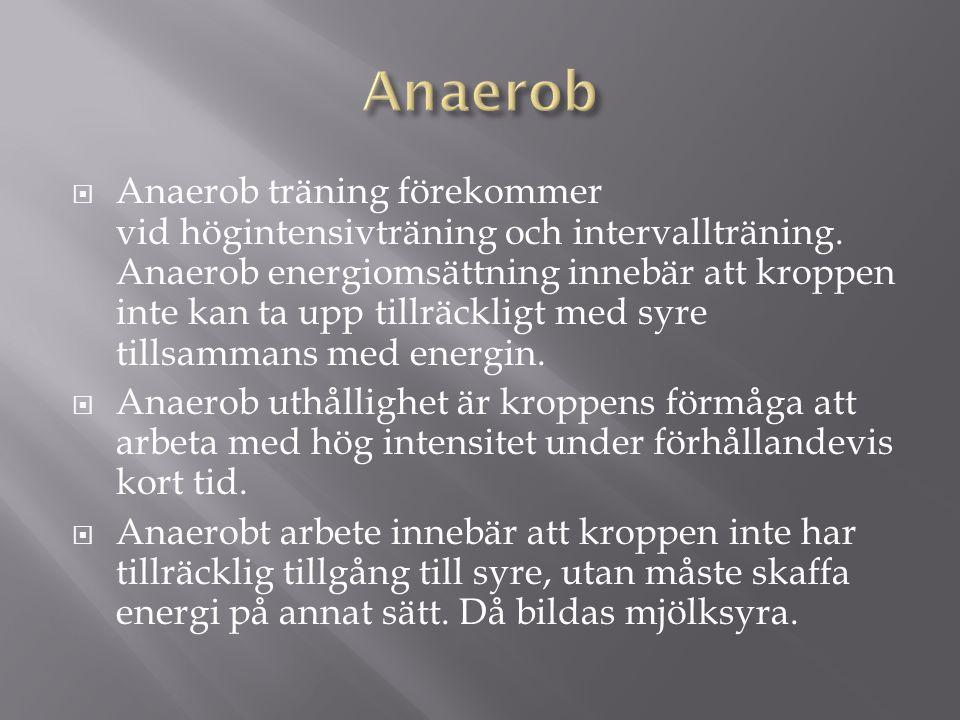 Anaerob