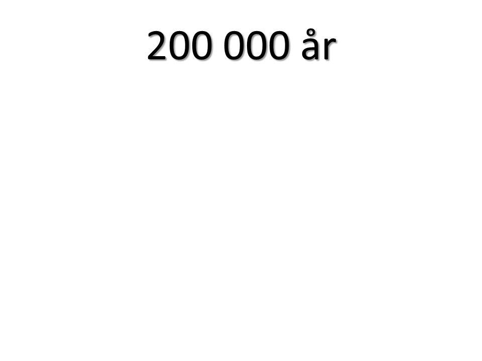 200 000 år