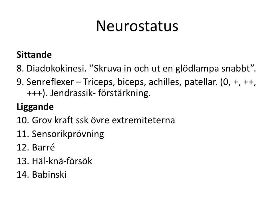 Neurostatus