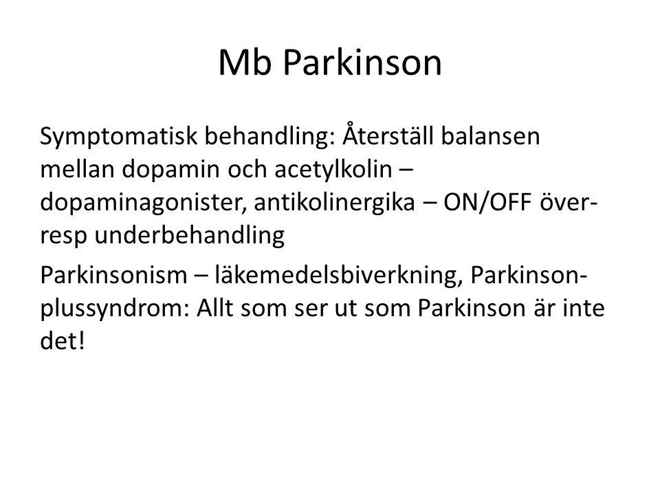 Mb Parkinson