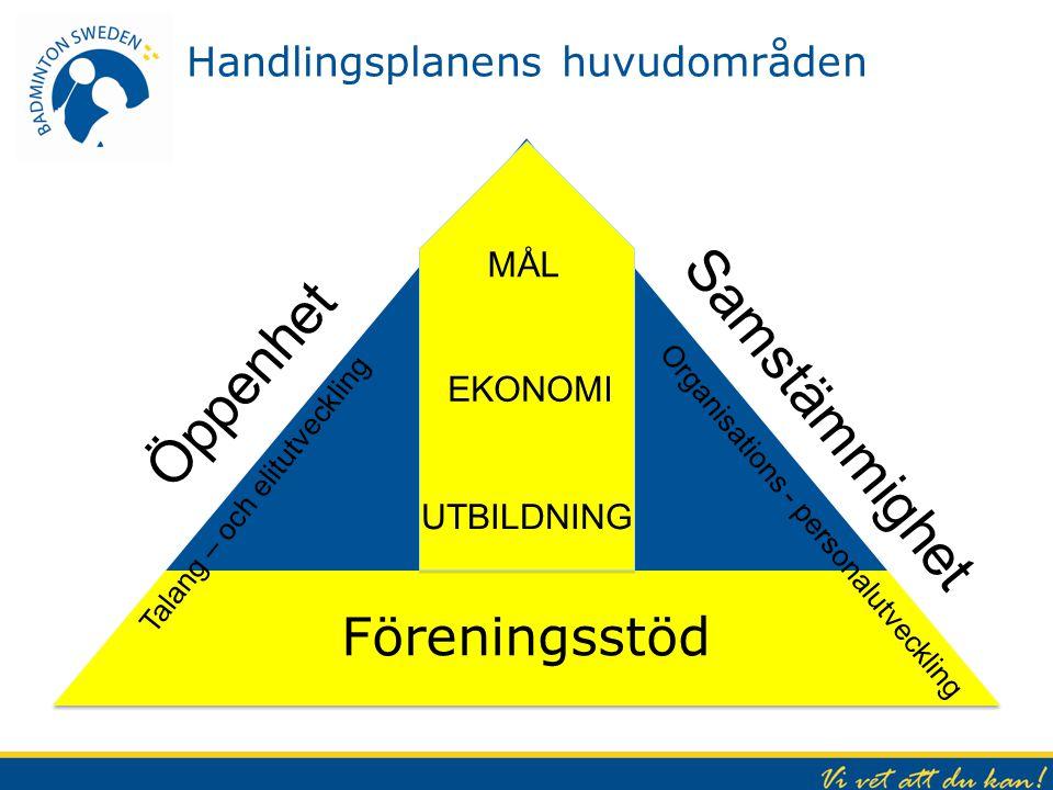 Handlingsplanens huvudområden