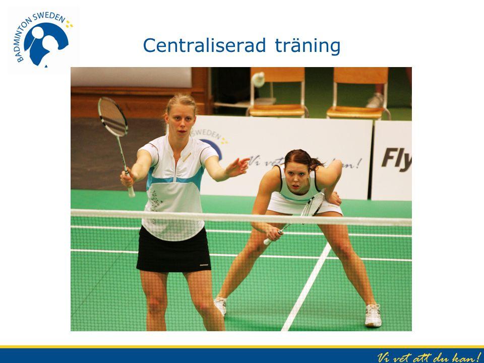 Centraliserad träning