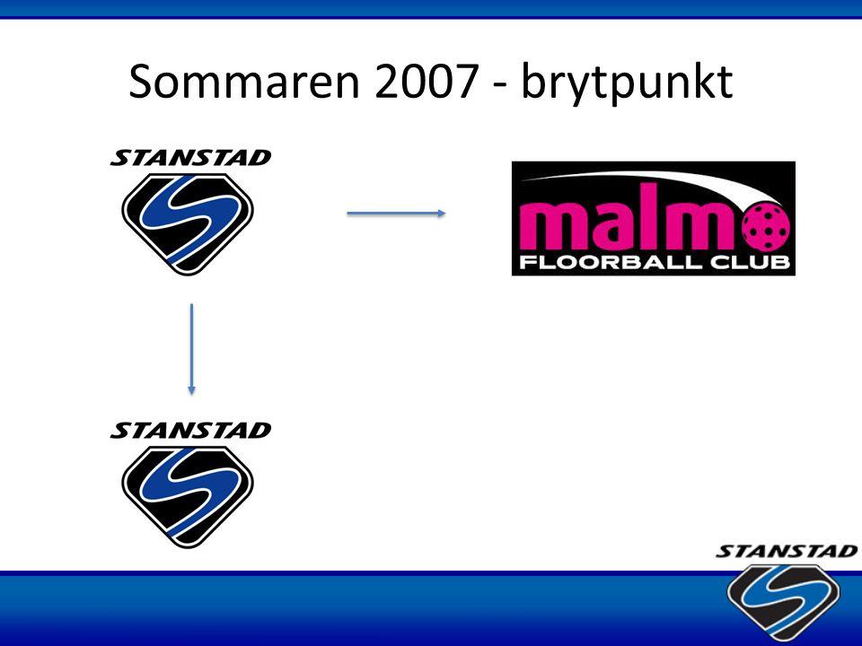 Sommaren 2007 - brytpunkt