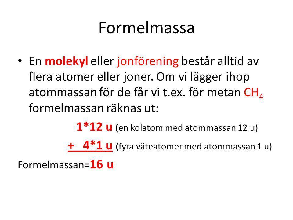 Formelmassa