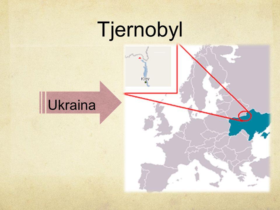 Tjernobyl Ukraina