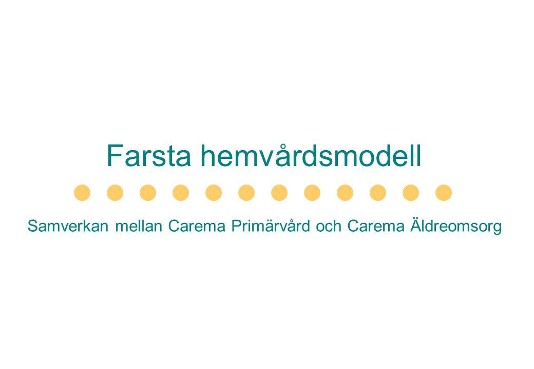 Carema Verksamhet i Sverige, Norge och Finland Grundat 1996