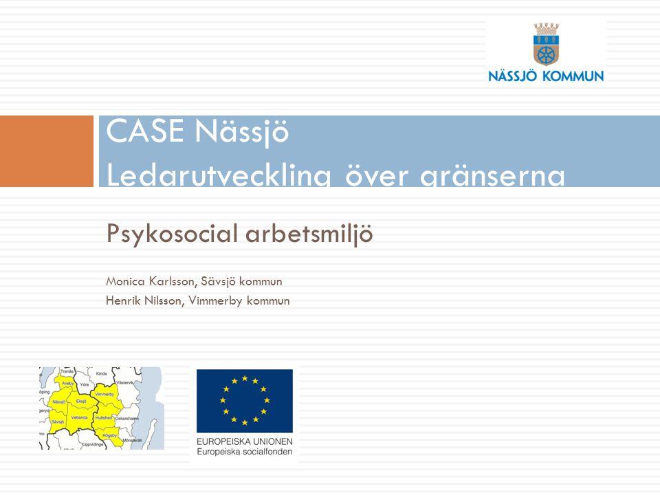 CASE Nässjö Ledarutveckling över gränserna