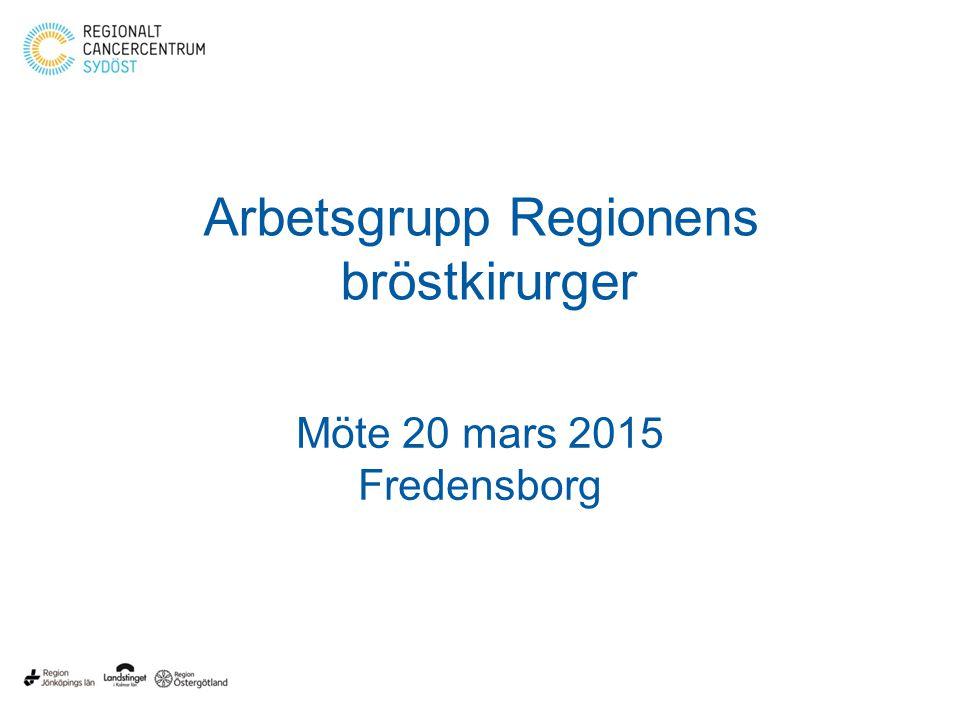 Arbetsgrupp Regionens