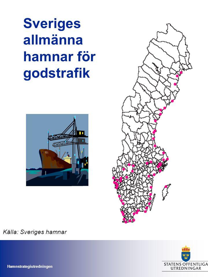 Sveriges allmänna hamnar för godstrafik