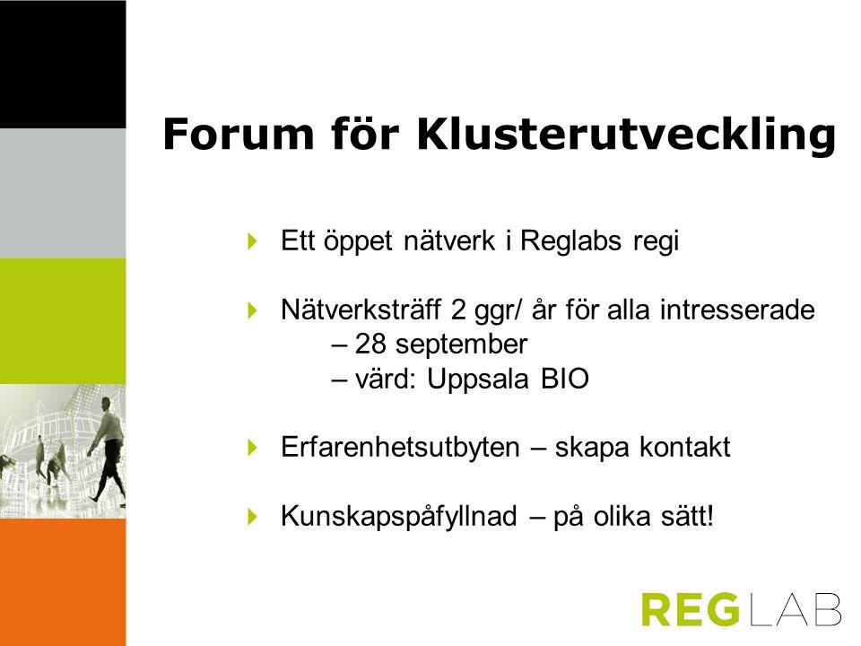 Forum för Klusterutveckling