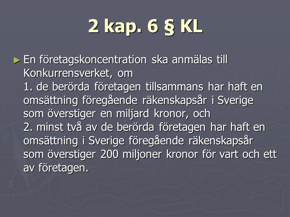 2 kap. 6 § KL