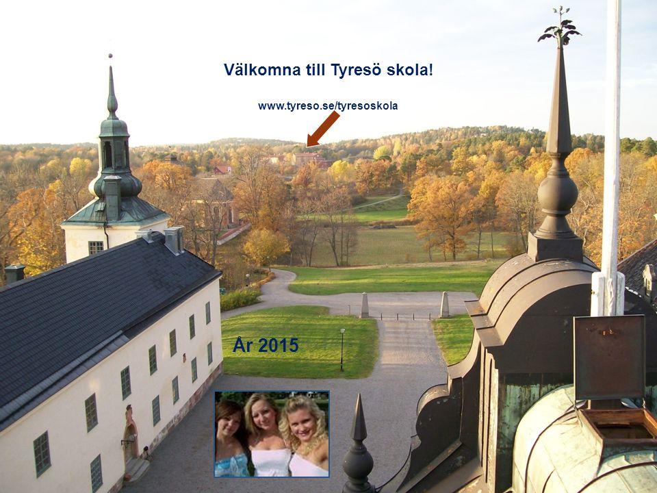 Välkomna till Tyresö skola!
